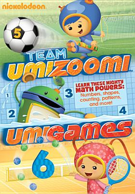 TEAM UMIZOOMI:UMIGAMES BY TEAM UMIZOOMI (DVD)